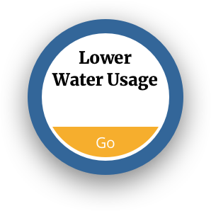 Lower Water Usage