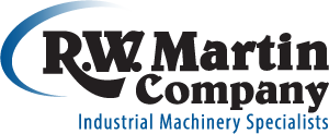RW Martin & Sons, Industrial Machinery Specialists