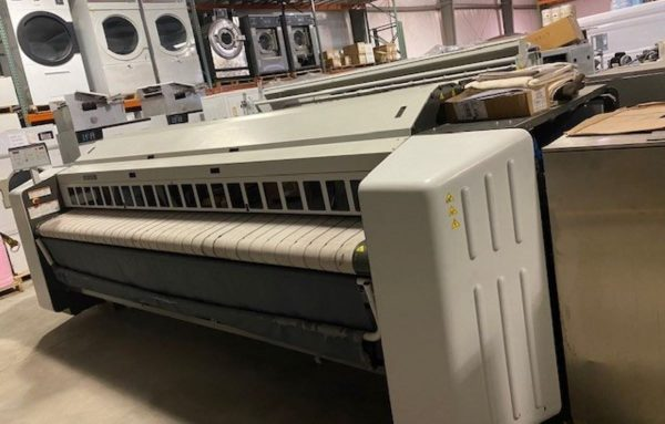 Image of CM-07375 Continental Girbau Thermal Oil Heated Flatwork Ironer Model FN32138B022N11 sold by RW Martin