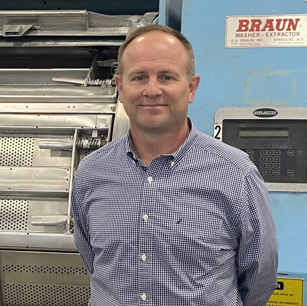 Equipment Sales Specialist Steve Dabney