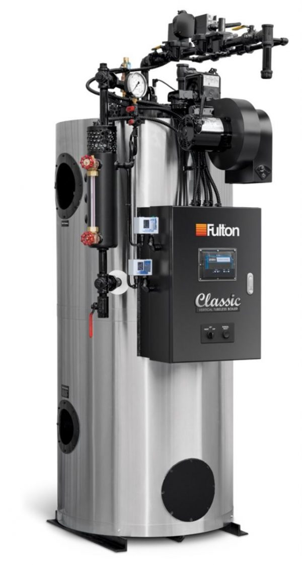 Image of NM-Demo-Fulton Tubeless Boiler Boiler-Fulton Classic Vertical Tubeless sold by RW Martin