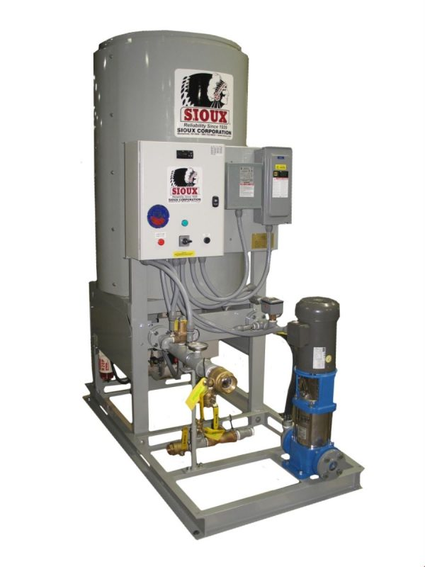 Image of NM-Demo-Sioux M Series Water Heater Water Heater-Sioux M Series sold by RW Martin