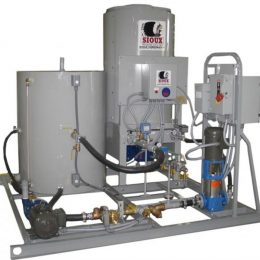 Image of NM-Demo-Sioux PWP Series Water Heater Water Heater-Sioux PWP Series sold by RW Martin