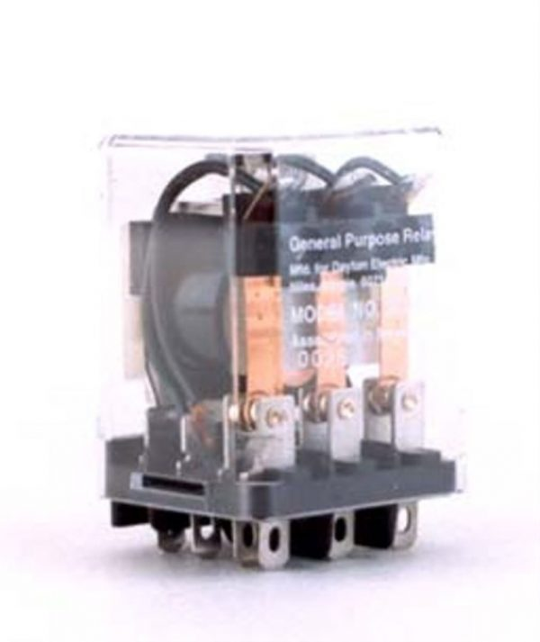 Image of NP-040-022000005 37-013 Relay 3PDT 115V 10A400V sold by RW Martin