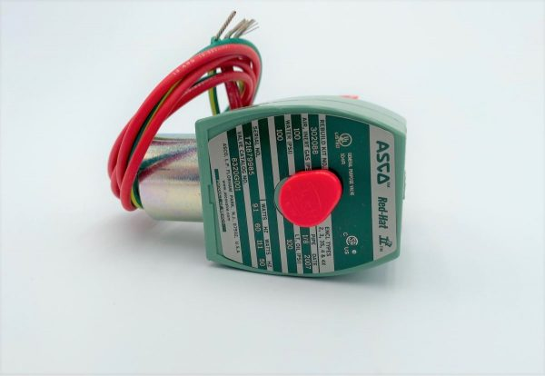 Image of NP-040-022300004 39-120 Asco Solenoid Valve 18 Inch Replaces 022300022 Repair Kit 39-123 sold by RW Martin
