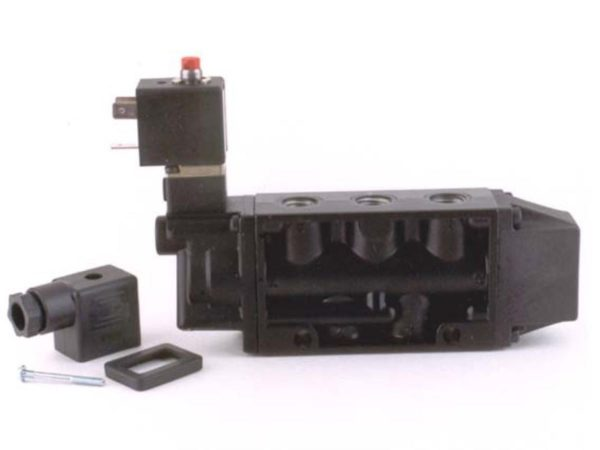 Image of NP-040-022300009 39-171 Norgren Solenoid Valve 4-Way 120V K71 Repair Kit 439-257 sold by RW Martin