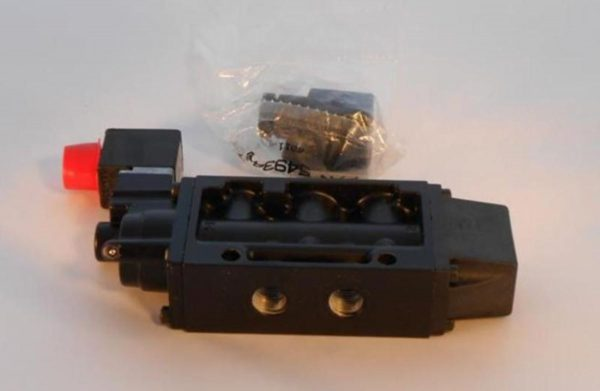 Image of NP-040-022300030 Norgren Solenoid Valve 4-Way 24VDC K71 sold by RW Martin