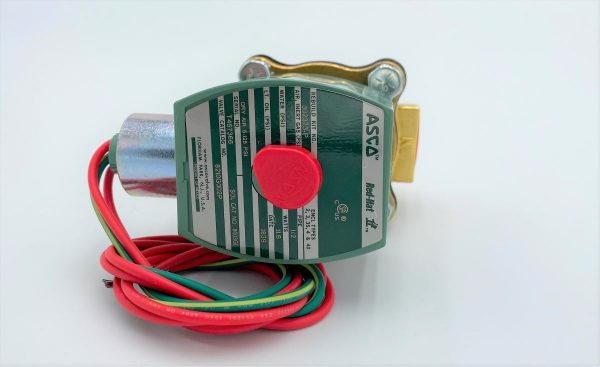 Image of NP-040-022300031 39-220Asco Solenoid Valve 12 24VDC sold by RW Martin