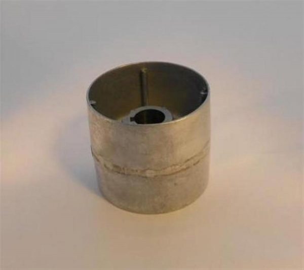 Image of NP-040-031400002 77-004 Crown Pulley Alum Wheel 4 x 3-12 x 1B See Notes sold by RW Martin