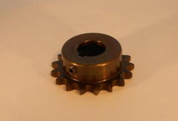 Image of NP-040-031981701 Sprocket 1 Inch Bore 17 Tooth sold by RW Martin