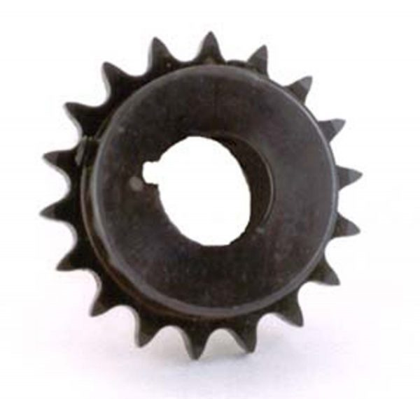 Image of NP-040-031981801 Sprocket 1 Bore 18 Tooth sold by RW Martin