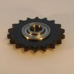 Image of NP-040-031991802 90-917 Idler Sprocket with Bearing 58 Inch 18 Tooth sold by RW Martin
