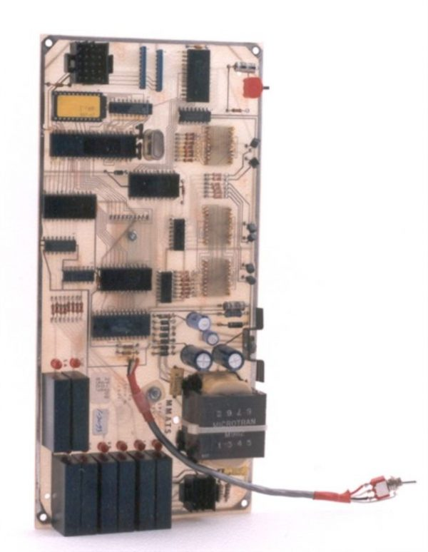 Image of NP-040-050100035 29-208 Control Measuring Unit Board with Chip SPF sold by RW Martin