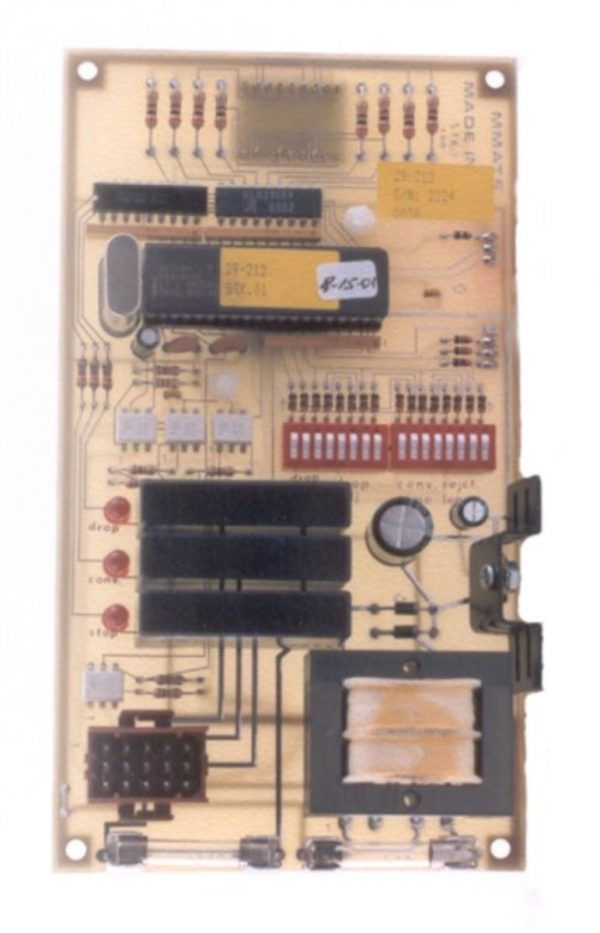 Image of NP-040-050100041 29-212 Stacker PC Board Standard Chip01 sold by RW Martin