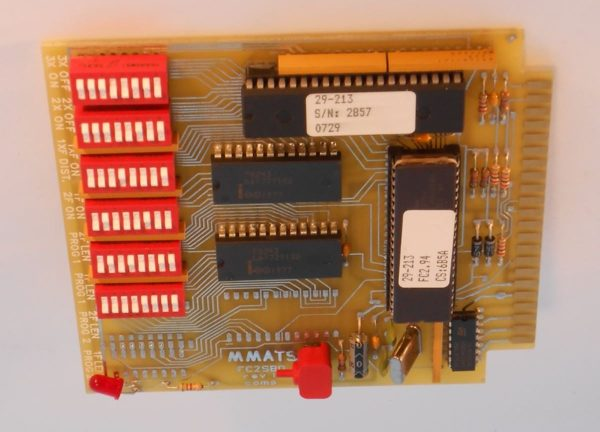 Image of NP-040-050100043 29-213 Omega Plugin Board FC2 sold by RW Martin