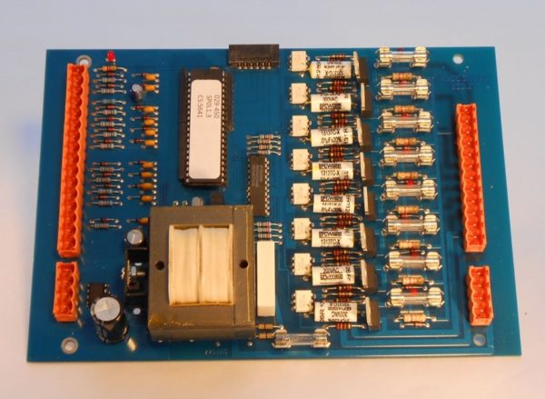 Image of NP-040-050300005 29-450 Omega Delta Net IO Board sold by RW Martin