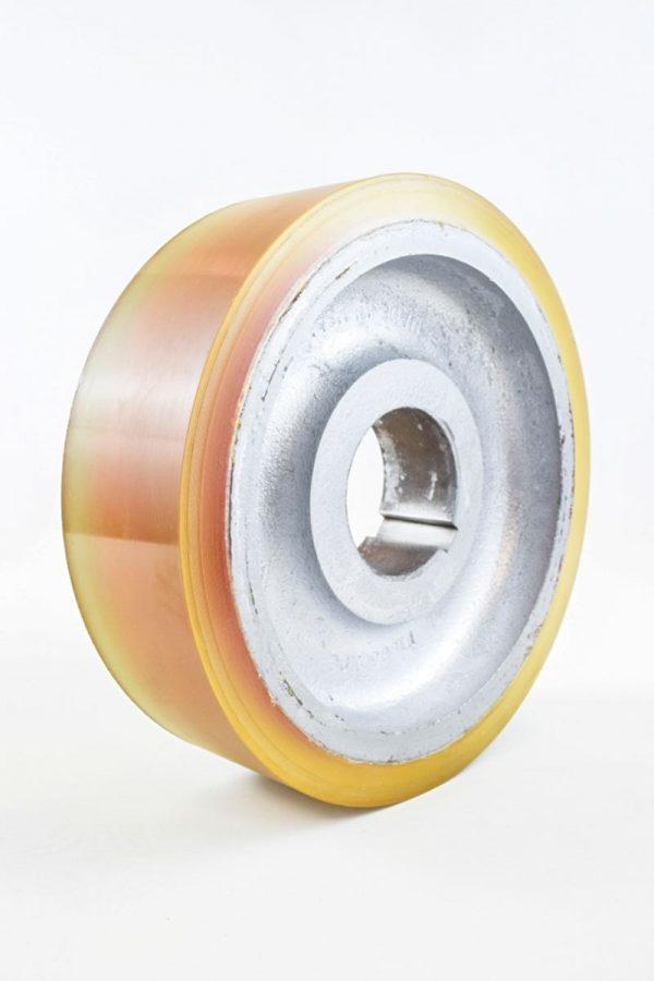 Image of NP-040-D09000005 ND239120 Drive Wheel 10 x 3 sold by RW Martin