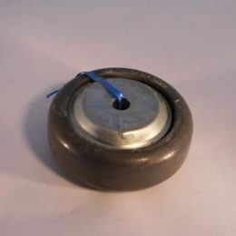 Image of NP-040-D09000021 Thrust Roller 4 x 1-38 12 Bushing sold by RW Martin