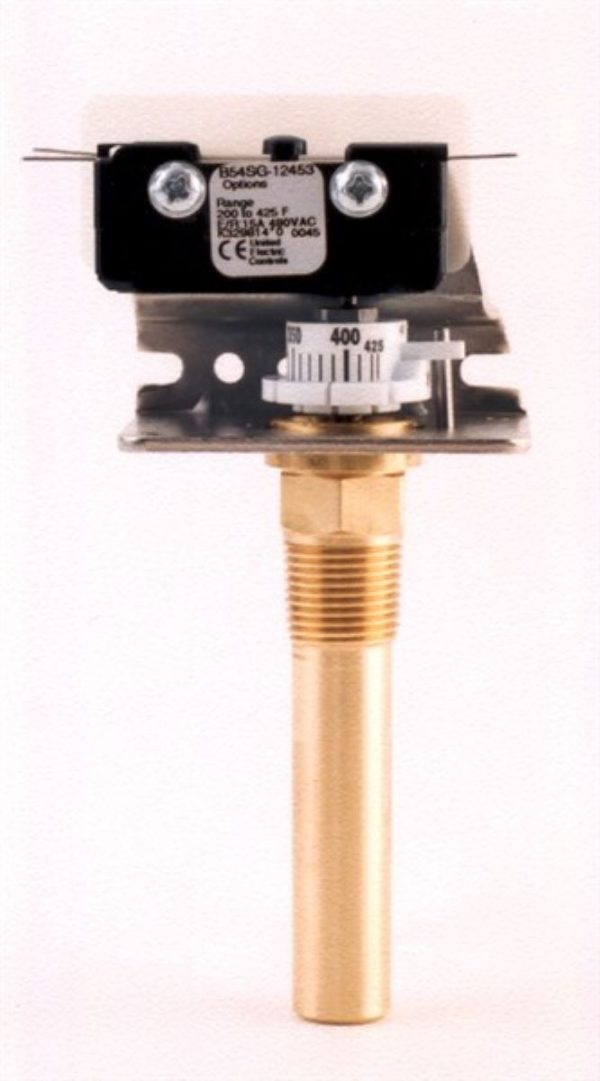 Image of NP-040-E01310004 High Temperature Limit Switch sold by RW Martin