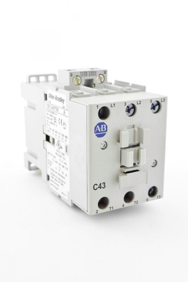 Image of NP-040-E02202106 Contactor 43AMP 120V sold by RW Martin