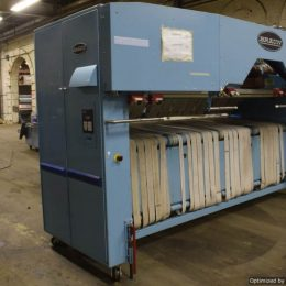 Image of UM-7454 Pre-Owned Braun Spreader Feeder Model MP4SSF sold by RW Martin
