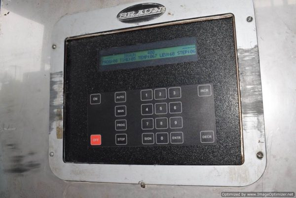 Image of UM-7498 Used Braun Washer Model 400NMTDP-2 sold by RW Martin