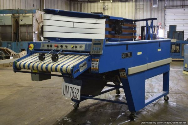 Image of UM-7638 Used Chicago Small Piece Folder Model Air sold by RW Martin