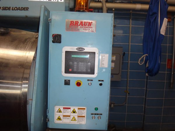 Image of UM-7871 Used Braun Washer Model 400NMTDP-3 sold by RW Martin