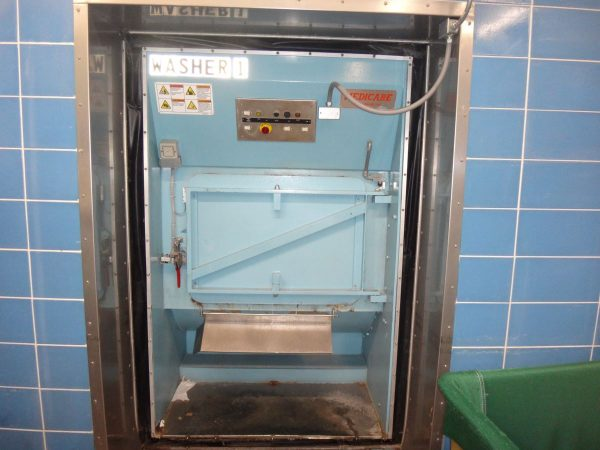 Image of UM-7871 Pre-Owned Braun Washer Model 400NMTDP-3 sold by RW Martin