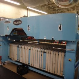 Image of UM-7887 Pre-Owned Braun Spreader Feeder Model MP4SSF sold by RW Martin
