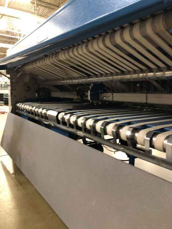 Image of UM-8011 Used Chicago Single Lane Folder Crossfolder With Dual Stackers Model S-17-2000 sold by RW Martin