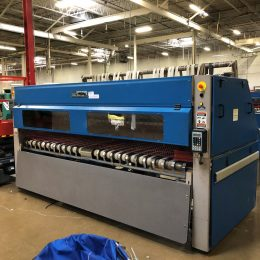 Image of UM-8012 Used Chicago Single Lane Folder Crossfolder With Dual Stackers Model S-17-2000 sold by RW Martin