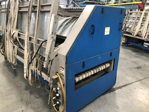 Image of UM-8012 Chicago Single Lane Folder Crossfolder With Dual Stackers Model S-17-2000 sold by RW Martin