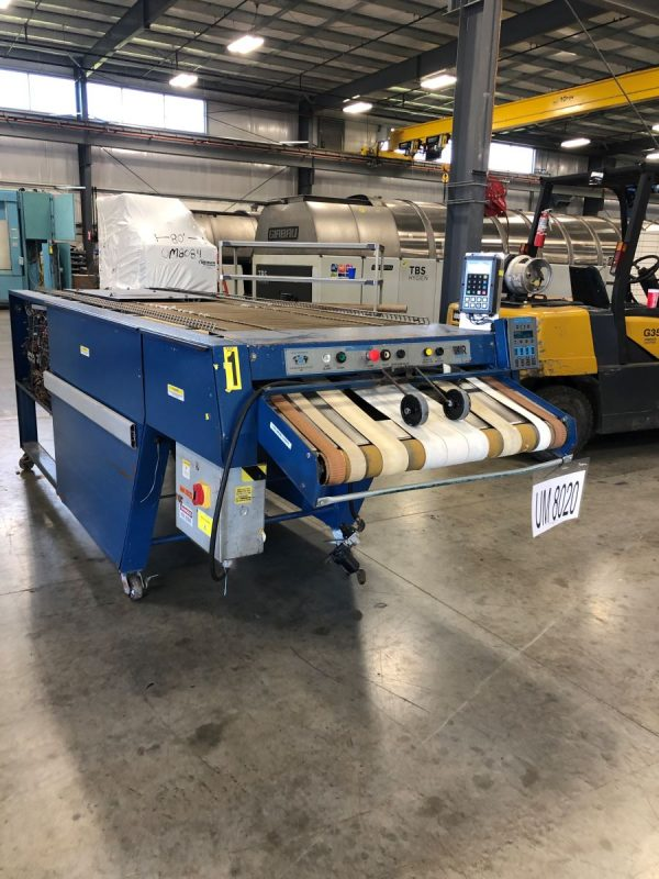 Image of UM-8020 Used Chicago Small Piece Folder Model Air Chicago XXL sold by RW Martin