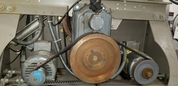 Image of UM-8036 Milnor 100 Lb Open Pocket Washer Extractor Model 36026Q6P sold by RW Martin