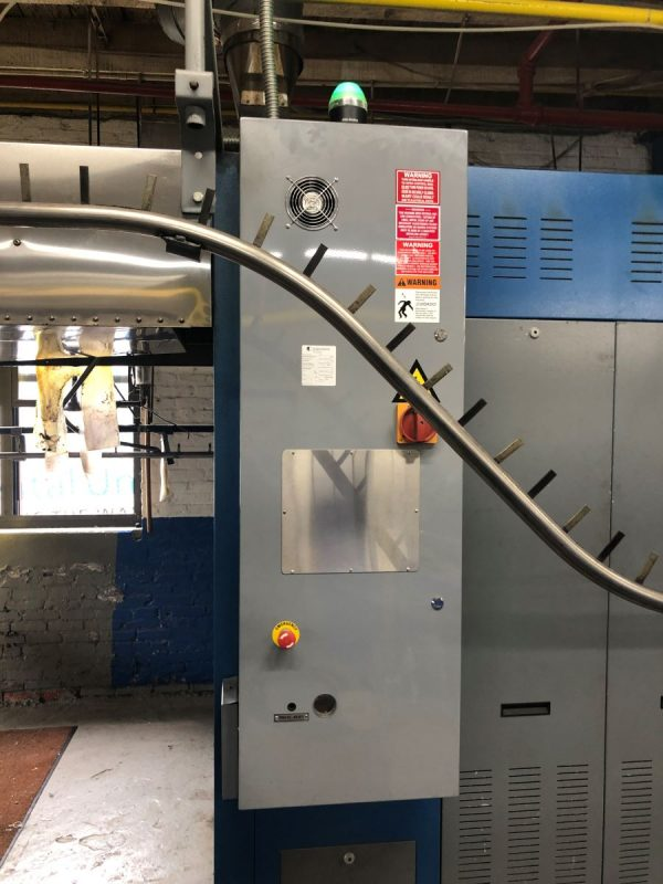 Image of UM-8359 Colmac 3-Module Tunnel Finisher Model CFS 2100-2 GS X PLC sold by RW Martin