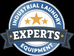 Industrial laundry Equipment Experts Emblem