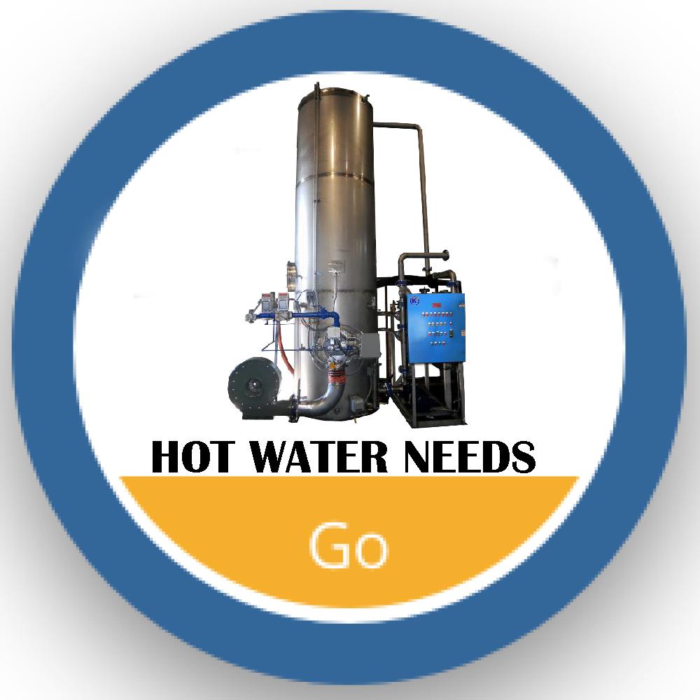 Hot Water Needs