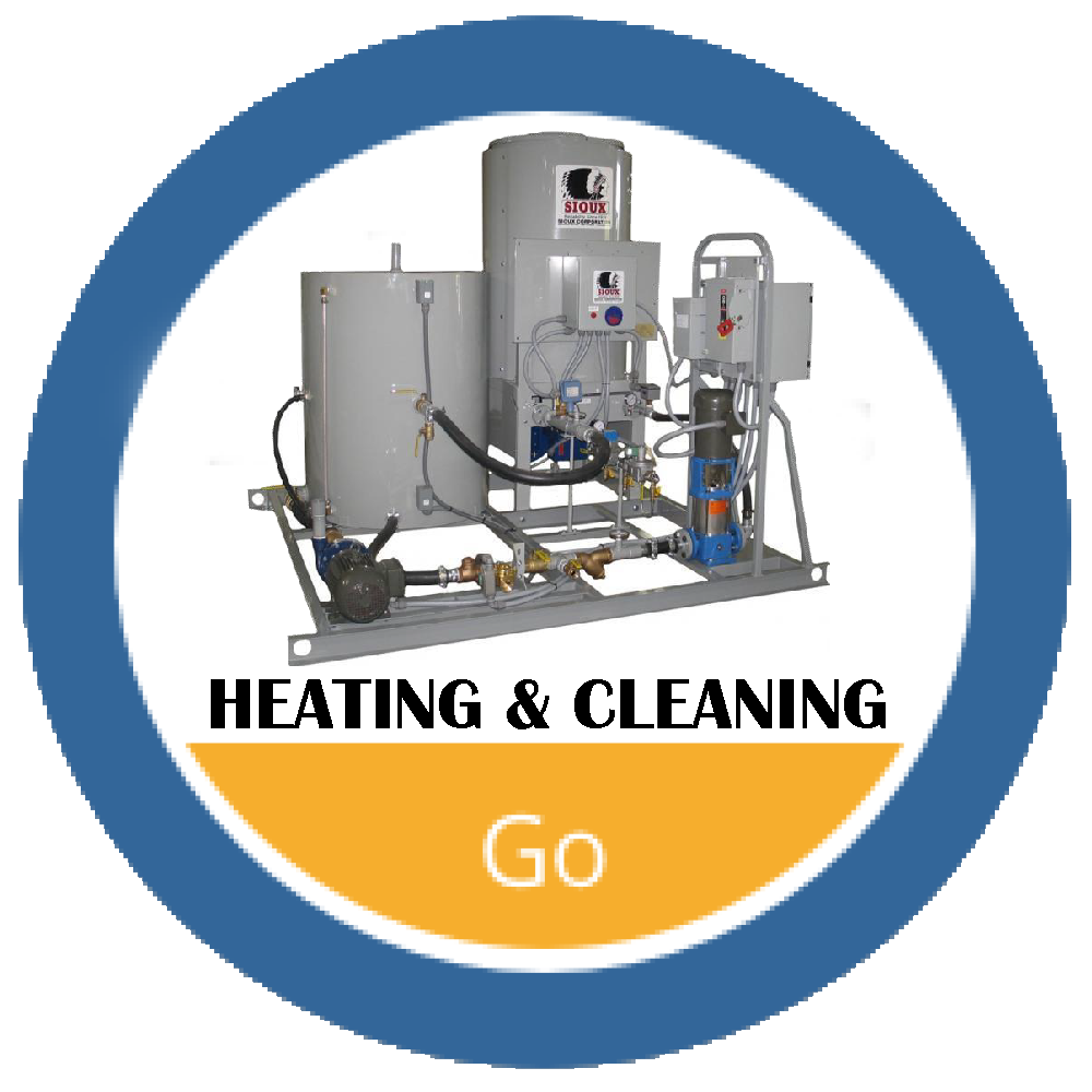 RWM Process Water Heating & Cleaning