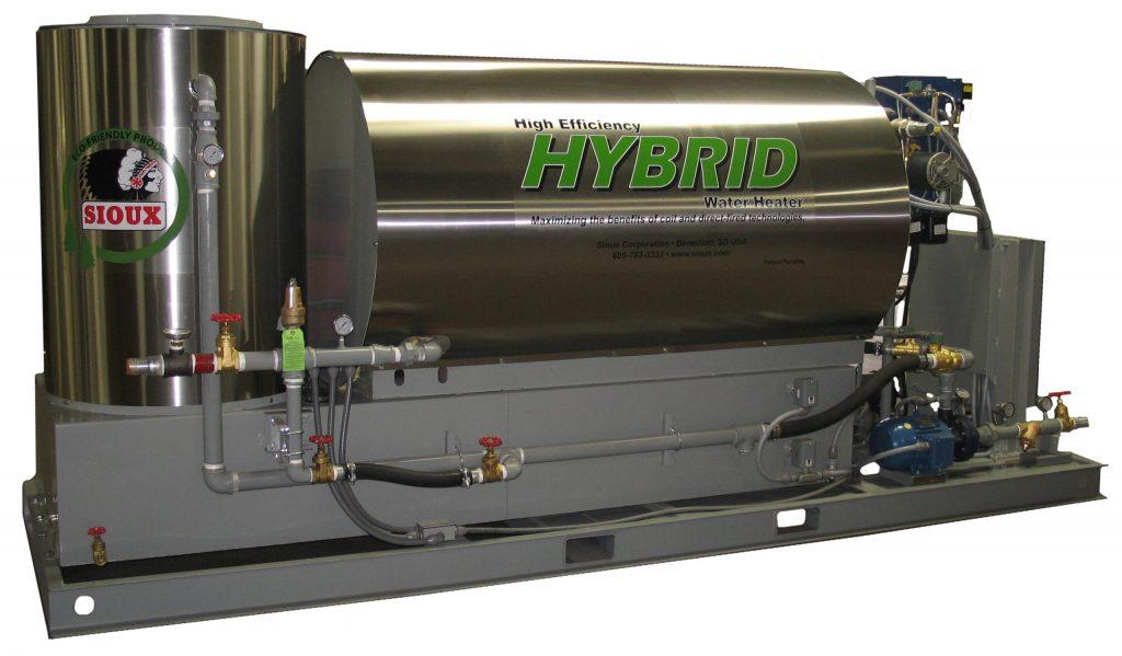Sioux Hybrid Water Heater